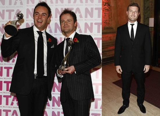 Full List of Nominations for the 2010 National Television Awards Including Three Nomination For Ant & Dec Dermot O'Leary to Host