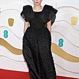 Rooney Mara at the 2020 BAFTAs in London