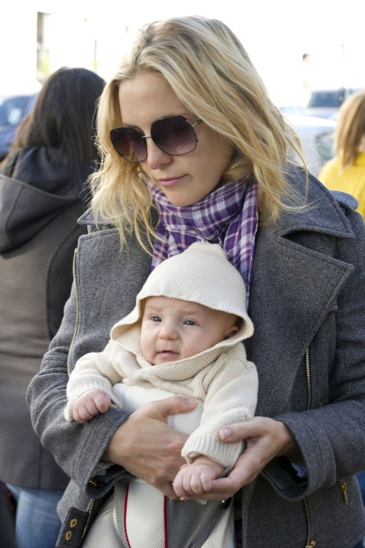 Kate Hudson with baby Bing. | Kate Hudson With Baby Bing ...