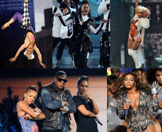 Best 2009 MTV Video Music Awards Performances