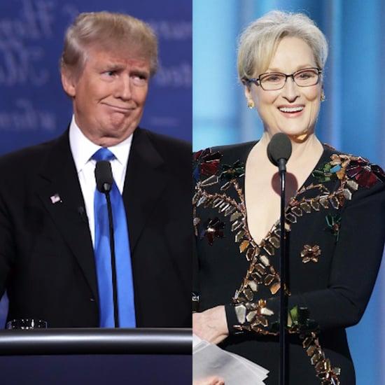 Meryl Streep's 2017 Golden Globes Speech (Video)