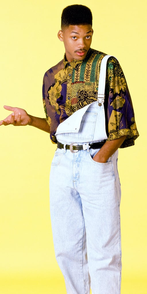 He can still rock a fresh pair of overalls and printed ...