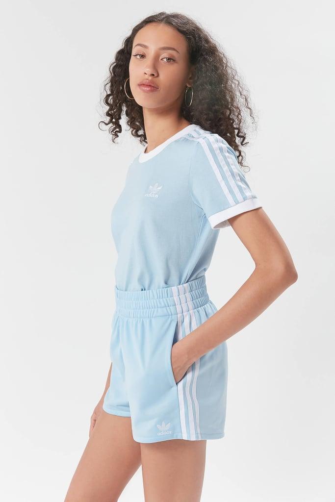Adidas 3-Stripes Pull-On Shorts
