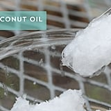 Measure 1/2 Teaspoon Coconut Oil