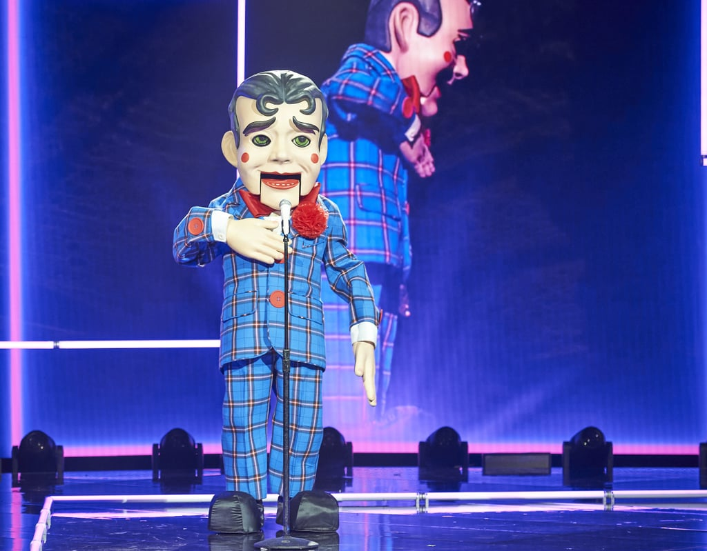 Performances by the Puppet on The Masked Singer