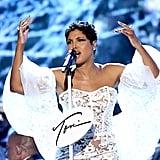Toni Braxton at the 2019 American Music Awards