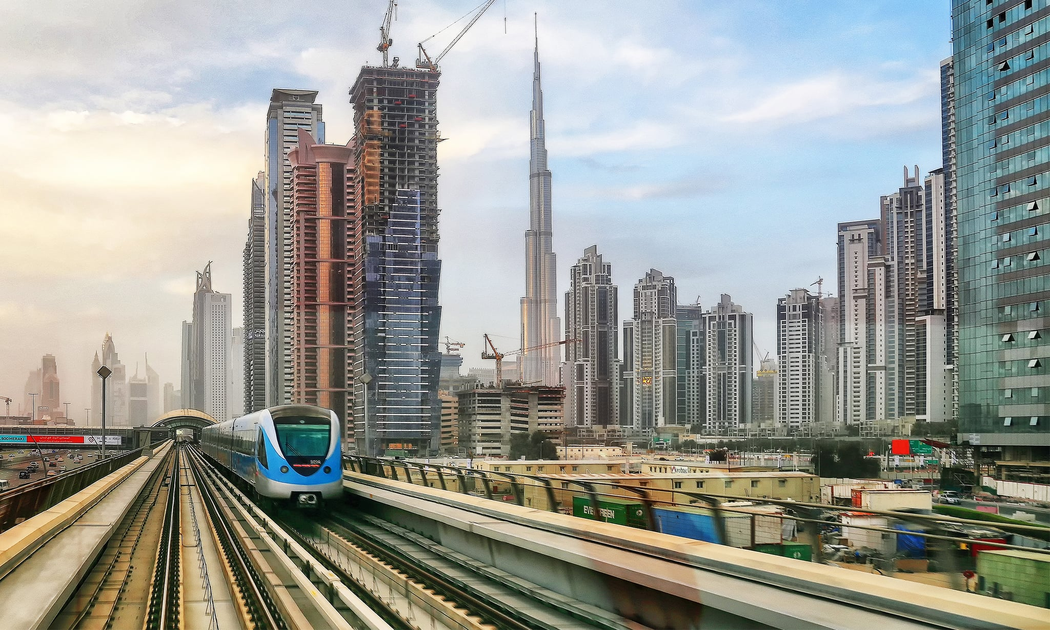 HH Sheikh Mohammed bin Rashid Al Maktoum Has Shared A Special Tweet to Celebrate the Dubai Metro's 10th Anniversary