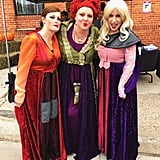 The Witches From Hocus Pocus