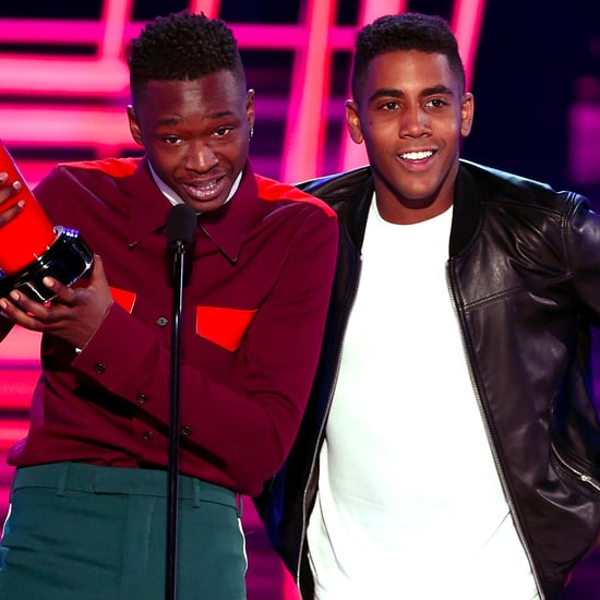 Moonlight Wins Best Kiss at the 2017 MTV Movie and TV Awards
