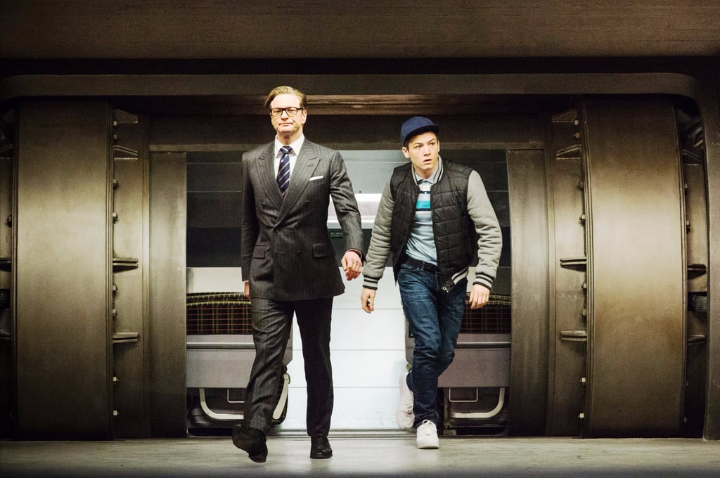 The Red Band Trailer For Kingsman: The Golden Circle Brings the Action to America