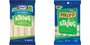 Recall Alert! Kraft And Polly-O String Cheeses Recalled