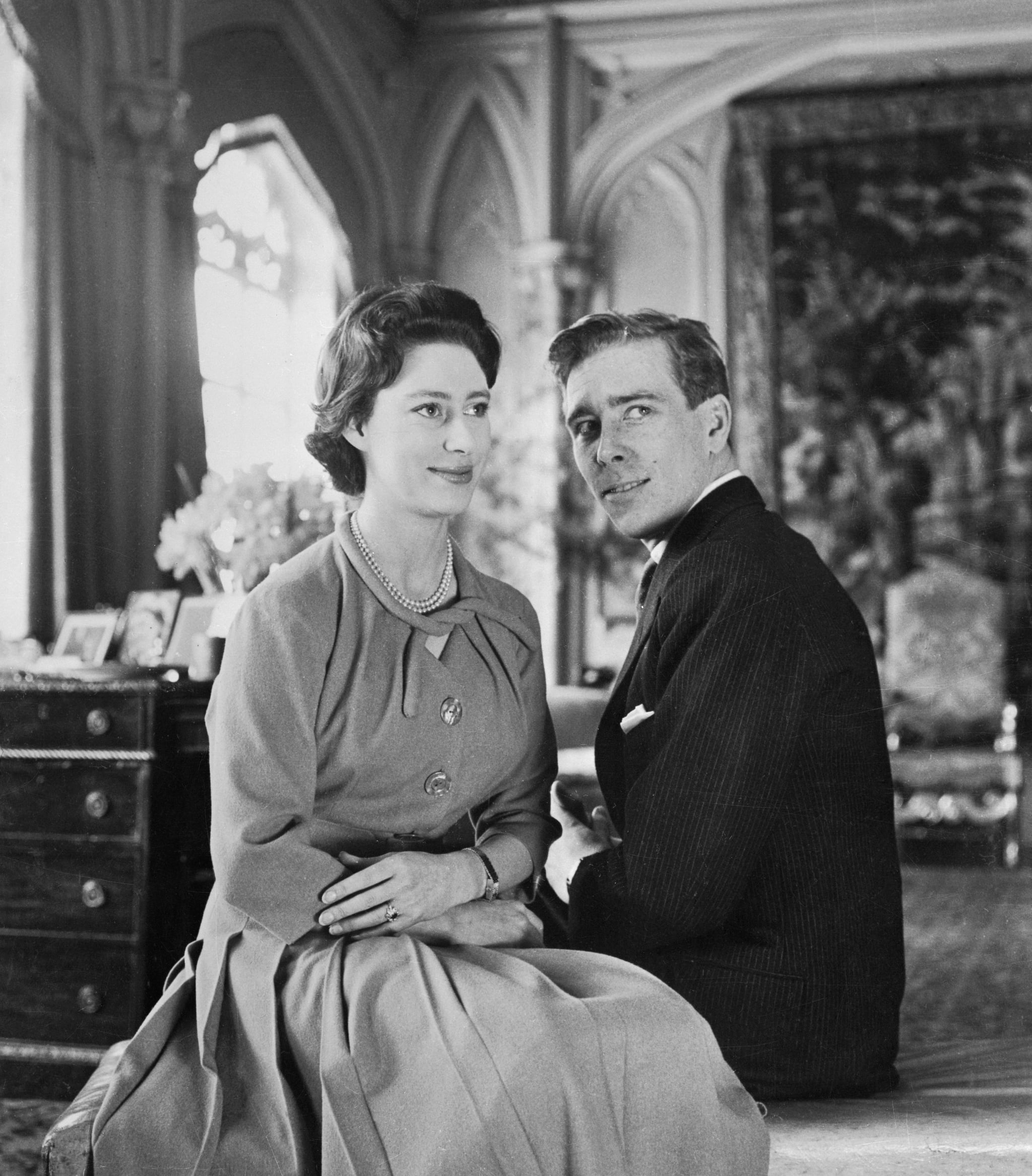 Did Antony Armstrong-Jones Cheat on Princess Margaret