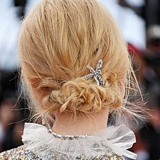 Celebrity Updos From the Back | 2017 Holiday Hair Ideas