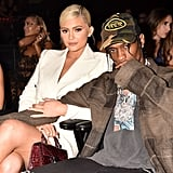 Kylie Jenner and Travis Scott at the 2018 MTV VMAs
