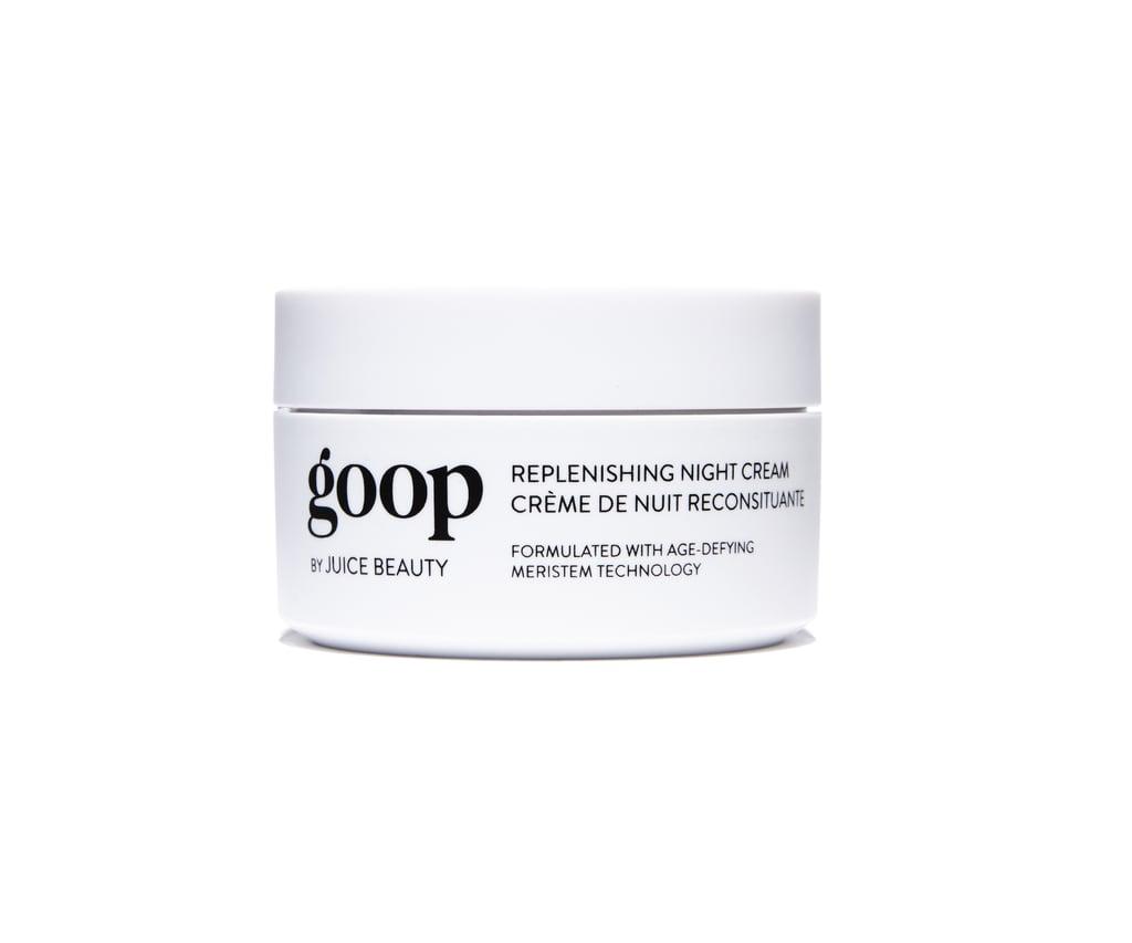 Replenishing Night Cream ($140)