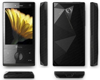 HTC to Unveil the Touch Diamond Tomorrow?
