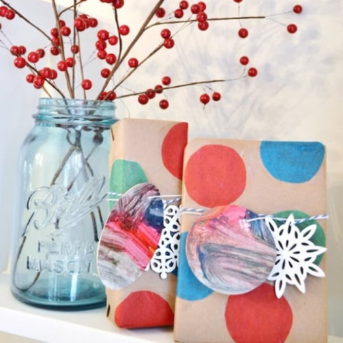 Cute Christmas Gift Wrap Ideas