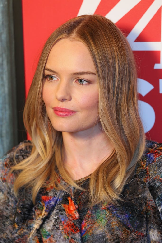 Casual Celebrity Hair & Beauty At Sundance: Kate Bosworth ... Freida Pinto Lipstick Color