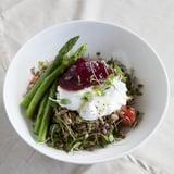 وصفات طعام لرمضان | سلطة اللبنة والعدس من مطعم تاشاس