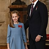 At Just 12 Years Old, Princess Leonor Is 1 Step Closer to Becoming the Queen of Spain