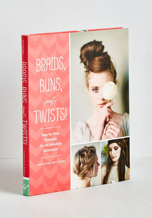 Braids, Buns, and Twists Book