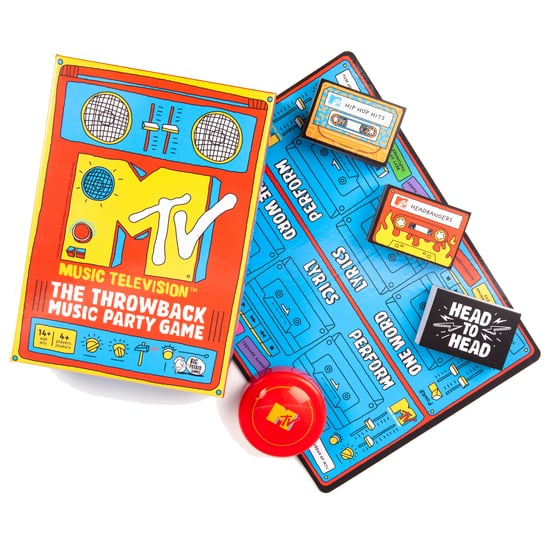 Shop the MTV Throwback Music Party Game at Target