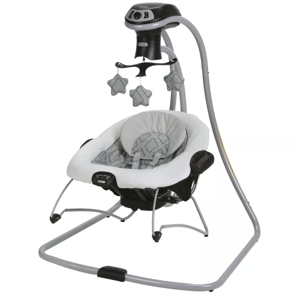 Graco DuetConnect LX Swing With Multi-Direction