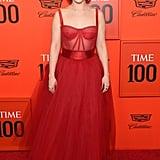 Emilia Clarke in Dolce & Gabbana at the 2019 Time 100 Gala