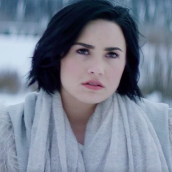 Demi Lovato Stone Cold Video Popsugar Middle East Celebrity And Entertainment