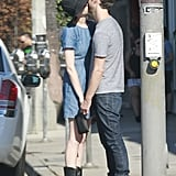 "Anne & Adam Show PDA as Her Les Mis Director Calls Her Fantine ""Breathtaking"""
