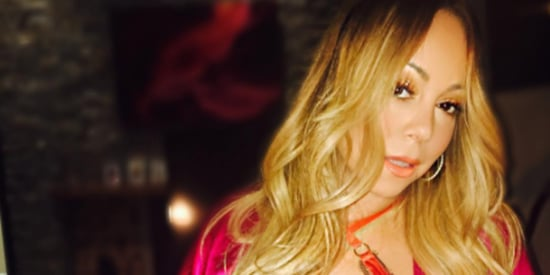 Mariah Carey Kicks Off Her Vacation In Greece With Some Sexy Lingerie Photos