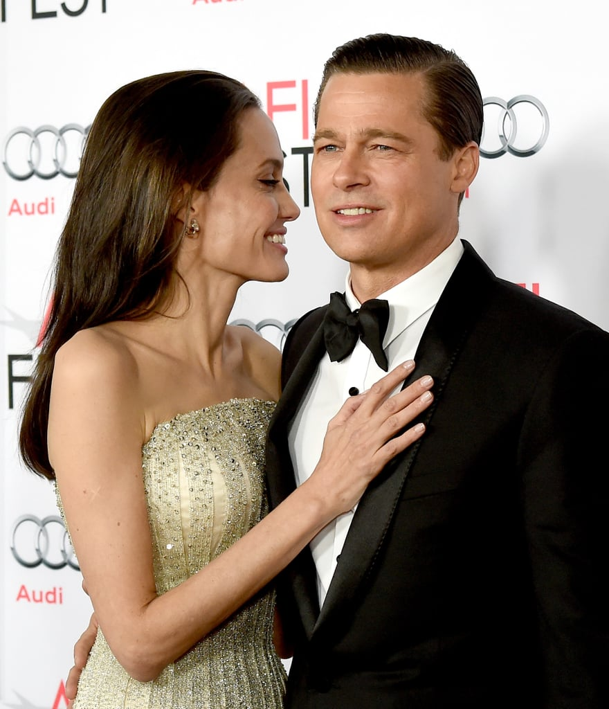Angelina Jolie and Brad Pitt, 2015