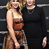 Juno Temple and Kate Winslet