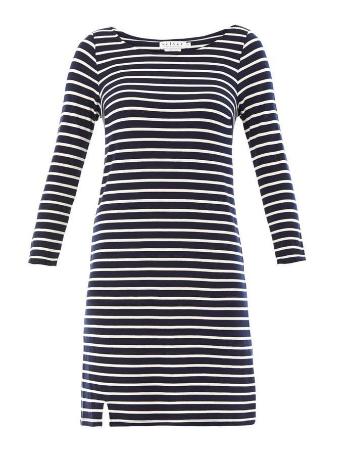 Velvet by Graham & Spencer Striped Dress