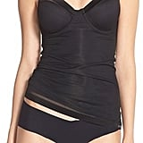"""DKNY """"Sheers"""" Underwire Camisole ($45)"""