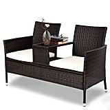 Tangkula Outdoor Furniture Patio Set