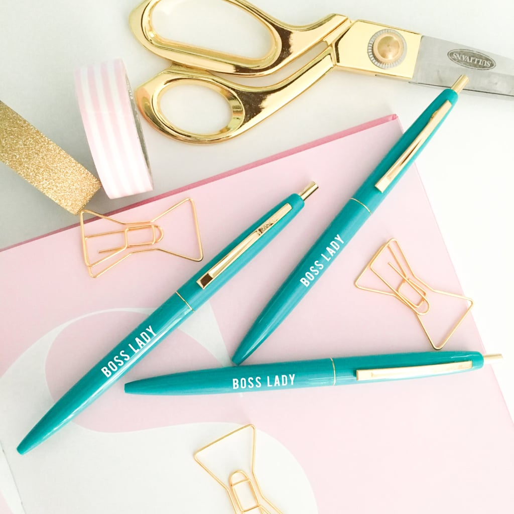Boss Lady Pen Christmas Gifts And Presents For Girl Bosses