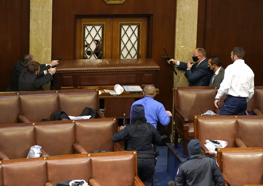 Kids Compare Congress Lockdown to School Shooting Drills