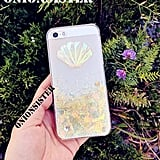 3D Seashell Clear iPhone Case ($27)