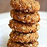 Gluten-Free Oatmeal Peanut Butter Cookies