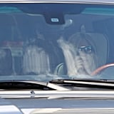Jennifer Aniston Focuses On the Road While Her Relationship Heats Up