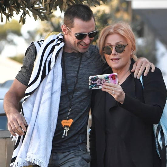 Hugh Jackman and His Wife Out in Australia August 2016