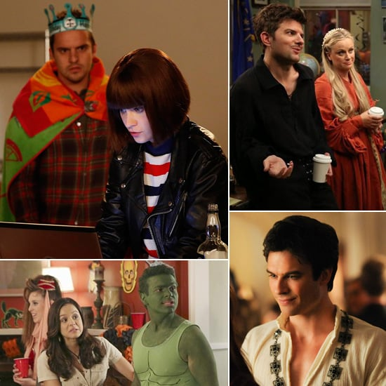 halloween tv episodes 2013 pictures see what costumes tv characters - Tv Characters Halloween Costumes
