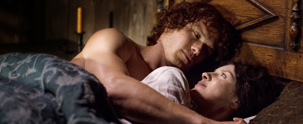 39 of the Sexiest (Borderline NSFW) Moments From Outlander