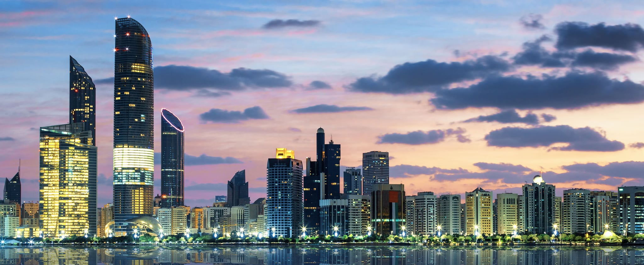 COVID-19   Abu Dhabi Launches One Week Movement Ban