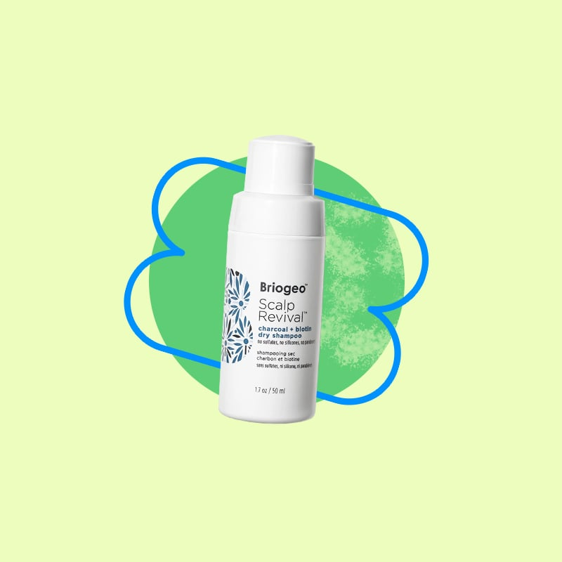 Dry shampoo is a must for someone like me who has oily hair but insists on going as long as hygienically possible in between washes. The Briogeo Scalp Revival Charcoal + Biotin Dry Shampoo ($24) has been a staple for years and extends the life of my hair thanks to detoxifying and oil-absorbing ingredients. Pro tip: I actually apply dry shampoo on newly washed hair as a prevention to excess oil production to begin with, rather than a solution to already oily hair.