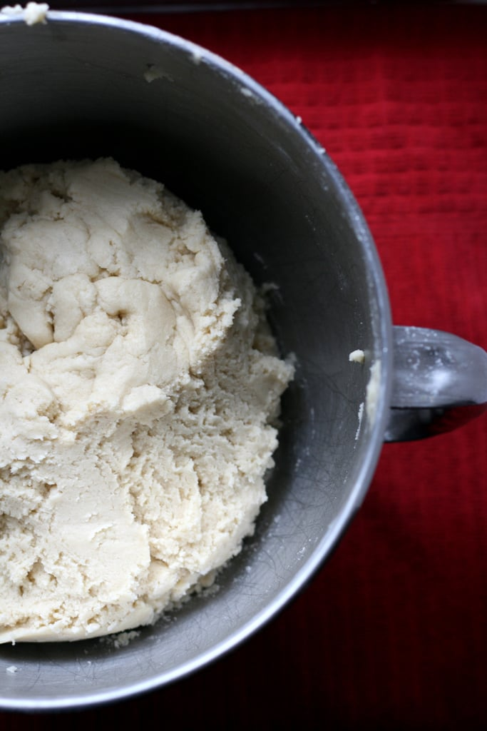 The Basic Butter Cookie Dough