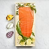 Daniel Boulud Smoked Salmon in Wooden Box