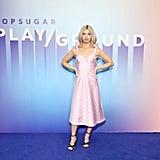 Kit Keenan at POPSUGAR Play/Ground