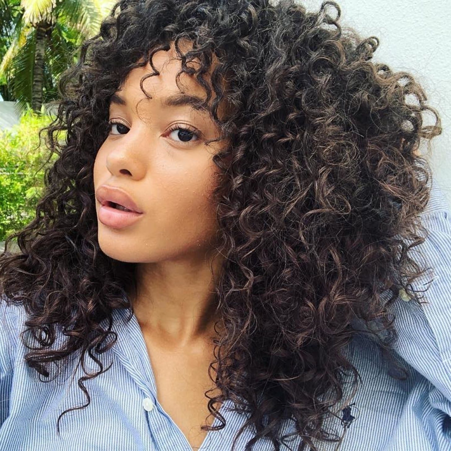 Mid-Length Hairstyles For Thick Hair   POPSUGAR Beauty UK